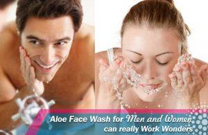 face wash for men & women