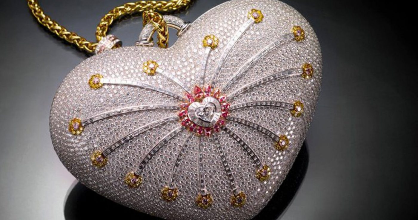 Mouawad Nights Diamond Purse